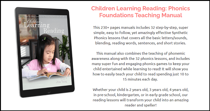Children Learning Reading Reviews