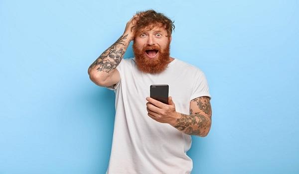 Avoid social media for mental health